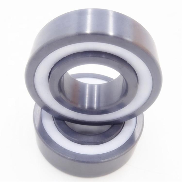 Ceramic motor bearings 6205 ceramic jockey wheels