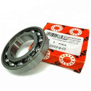 FAG deep groove ball bearing basic types