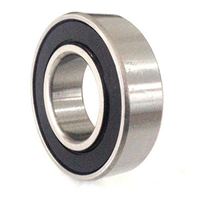 Application for sealed radial ball bearing