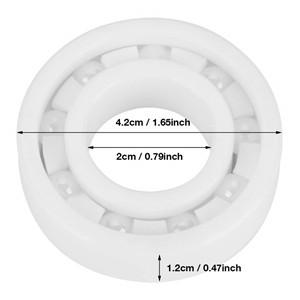 best skate bearings oil-free self-lubricating 6004 ceramic bearing