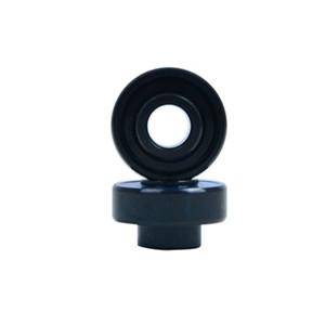 bicycle crank bearings full black ceramic ball 608 ceramic bearings longboard