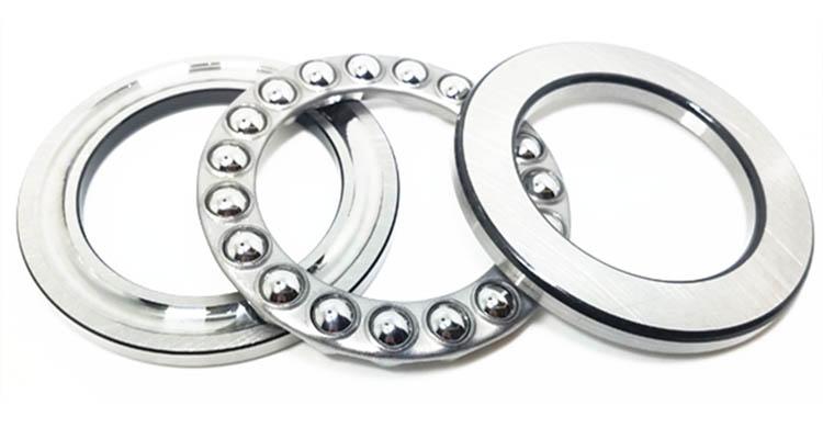 thrust ball bearing design