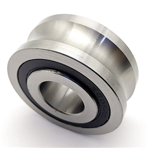 u groove roller bearing