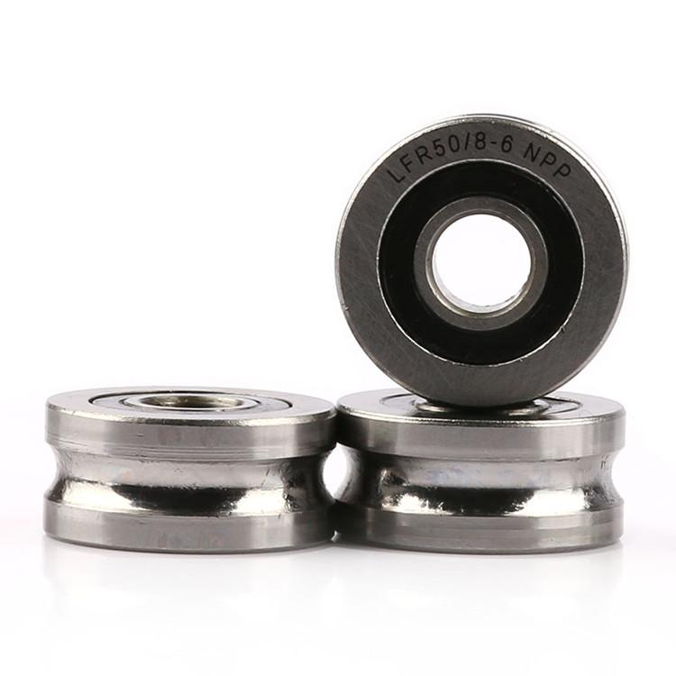 v groove sealed ball bearings