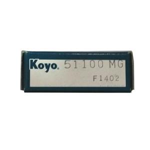 koyo bearing china supplier 51100 thrust bearing 10mm
