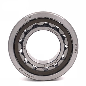 NTN cylindrical roller bearing specifications NJ206E roller bearing steel