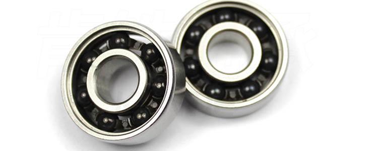 stainless steel bearings vs ceramic