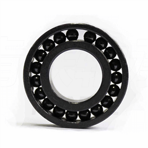 Do you know installation for ceramic bearing cycling?