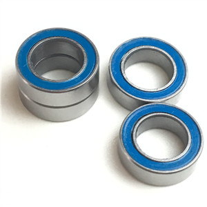 Deep groove ball bearing vs angular contact ball bearing