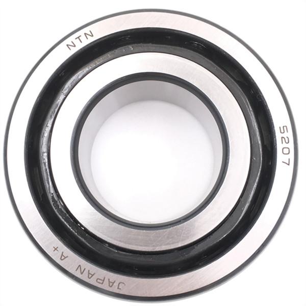 deep groove ball bearing vs angular contact
