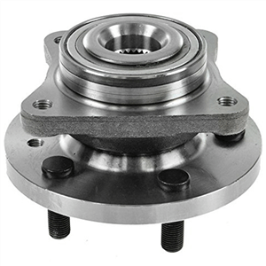 How to install the koyo hub bearings?