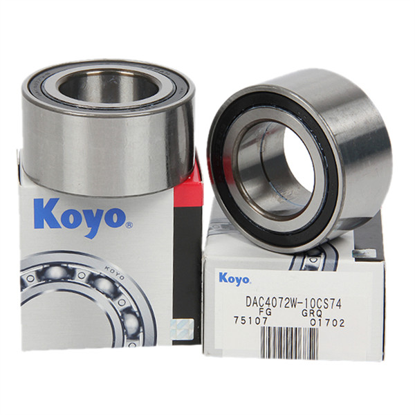 original koyo hub bearings