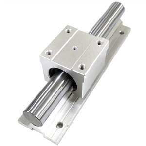 linear bearings and rails