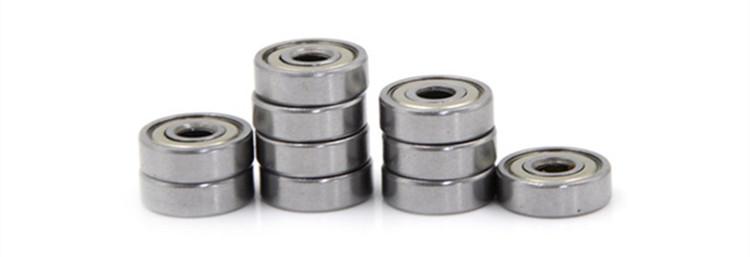 metric sealed ball bearings