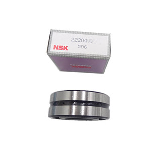 NSK axial spherical roller bearing 22204UU rod eye with spherical bearing