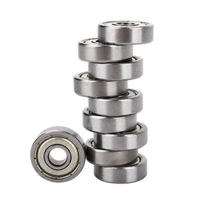 After the first order from the Maldivian customer, he purchased metric sealed ball bearings