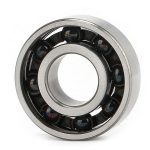 Si3N4 ceramic vs stainless steel bearings 6004 stainless steel bearings