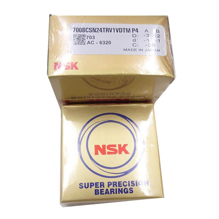 7008 bearing original NSK 68mm od bearing