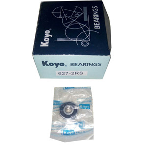 koyo vs skf 627-2RS fastest inline skate bearings