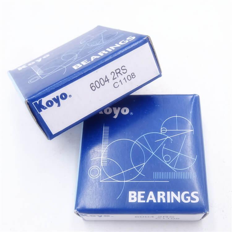 Bearing examples original koyo 6004 bearing