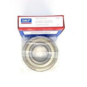 skf alternator bearing 6308-2Z/C3 skf vs ina 40*90*23mm