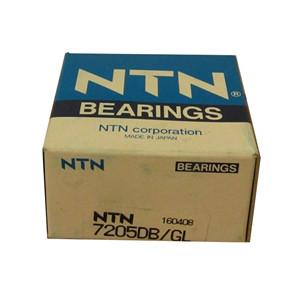 NTN angular contact bearings back to back 7205 bearing 7205DB
