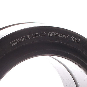 plain bearing vs roller bearing INA GE70-DO-C2 types of automotive bearings