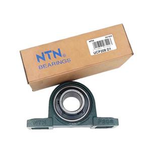pillow block bearing sizes 40*184*49.2mm NTN p208 bearing