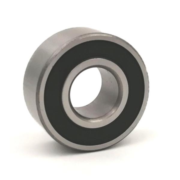 precision angular contact bearing arrangement