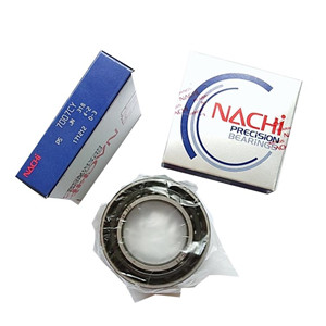 7007 bearing NACHI 7007CYP5 how to install angular contact bearings