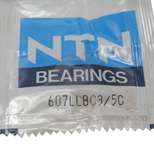19mm bearing NTN Non-contact seal 607 ball bearing 607LLB