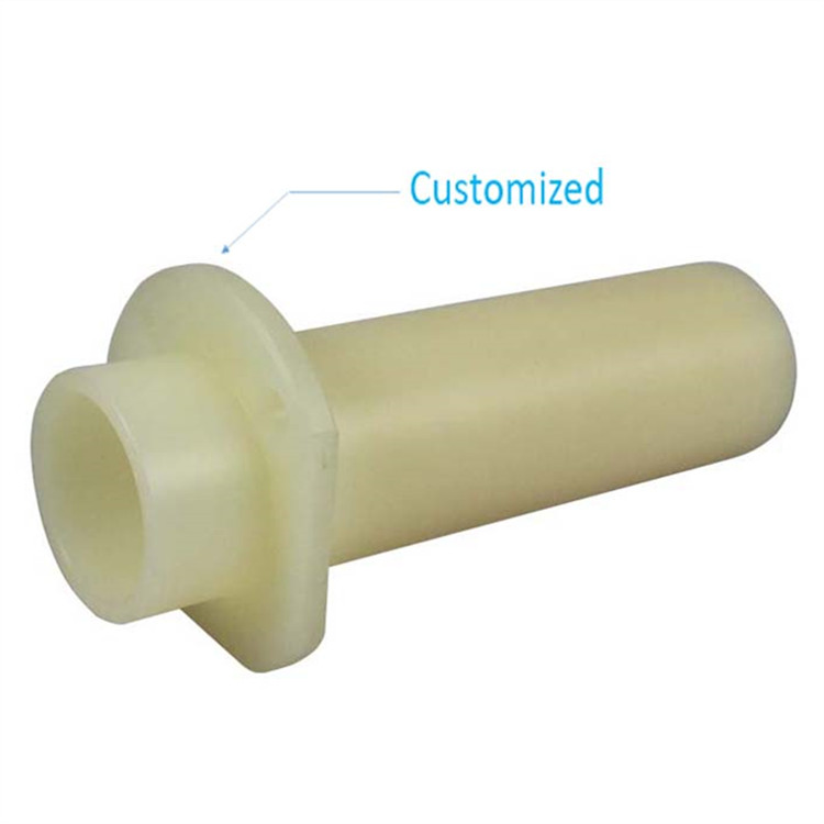 Nylon bushing sleeve plastic flanged bushings