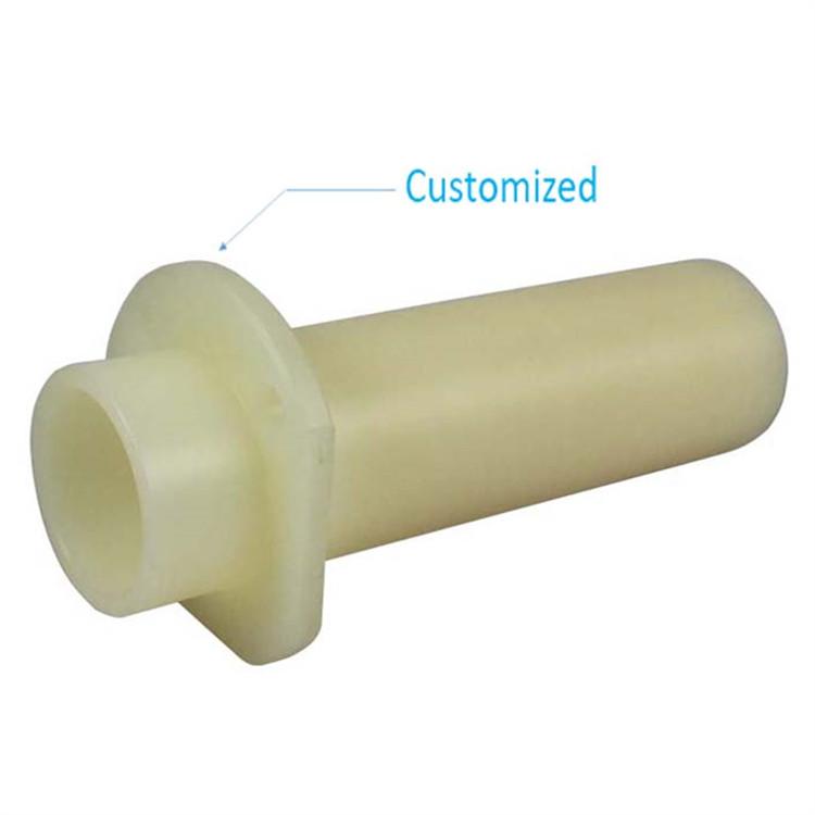 Nylon bushing sleeve plastic flanged bushings