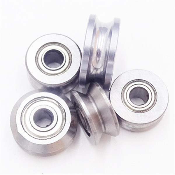 v groove ball bearing