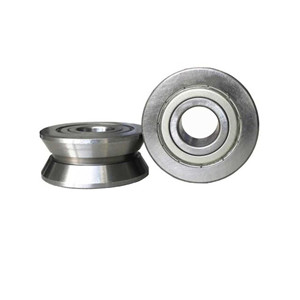 v groove wheels and track LV20/7-ZZ v groove wheels track rollers
