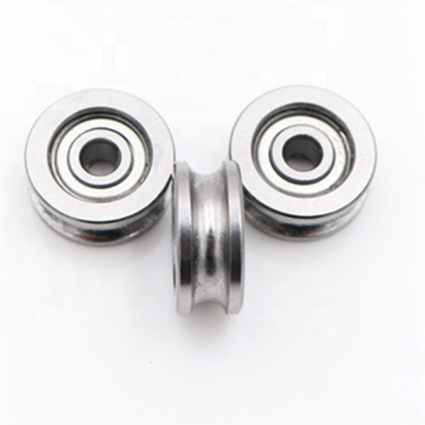 v groove cnc bearing