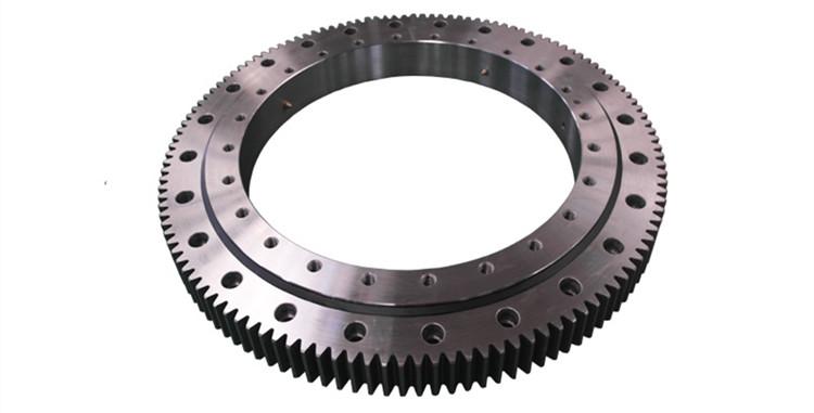 Crossed roller bearing