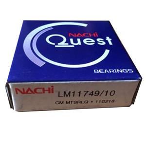 use of taper roller bearing NACHI roller bearing types LM11749/10
