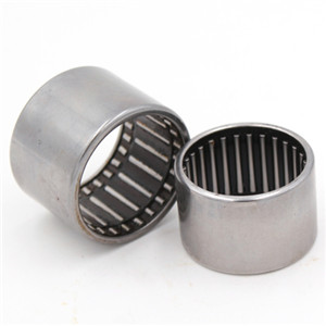 Full complement needle bearing main structure