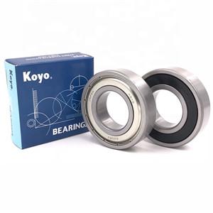 Application for koyo ball bearing