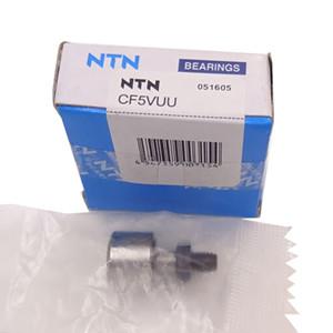 NTN roller cage bearings CF5VUU flange guided track rollers