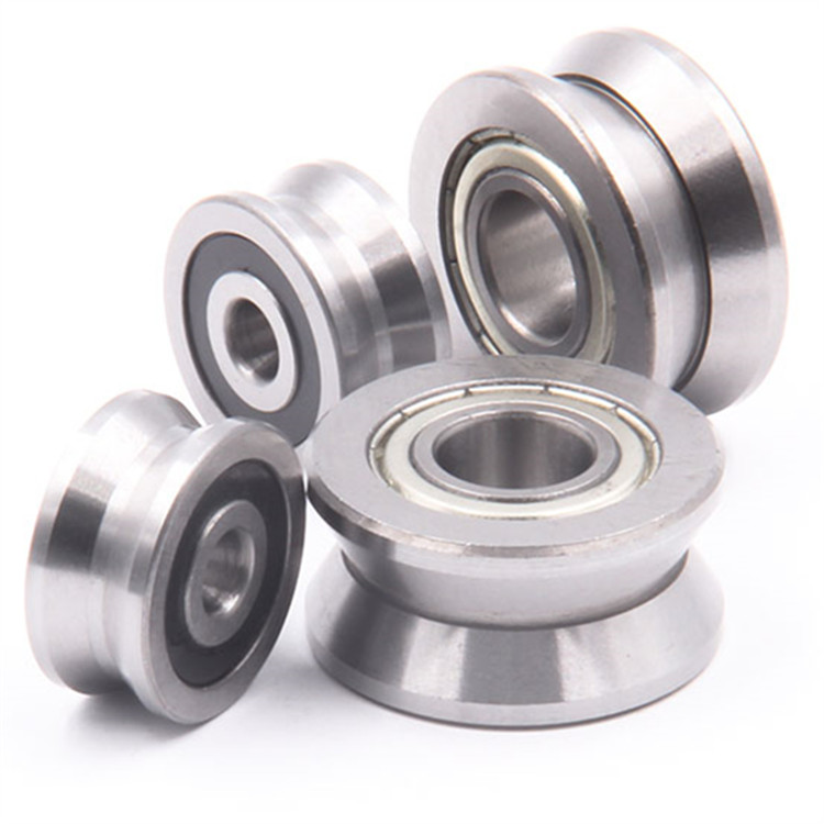 Sliding gate wheel bearings supplier roller bearing v block