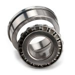 flanged tapered roller bearing factory produce taper roller bearing 30205