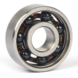 608 ceramic hybrid bearing with Si3N4 balls sector 9 ceramic bearing manufacturer