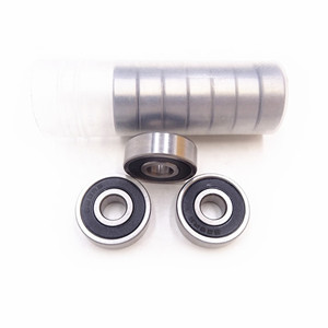 rubber bearing manufacturers 628-2RS best bearing manufacturers
