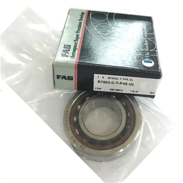 germany fag angular contact bearing
