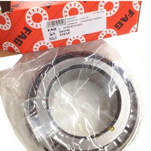 cartridge tapered roller bearing FAG brand 33215 bearing 75*130*41mm