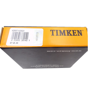 tapered needle roller bearing 42687/42620 timken cup and cone bearings