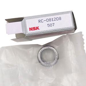Japan NSK needle clutch bearing RC081208 rc one way bearing 1/2″X3/4″X1/2″