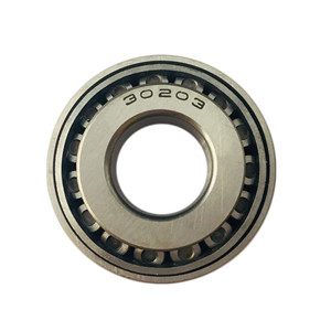 plain roller bearing factory produce high quality 30203 j2